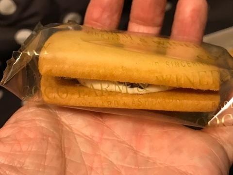 足利ココファームお土産レーズンバターサンド