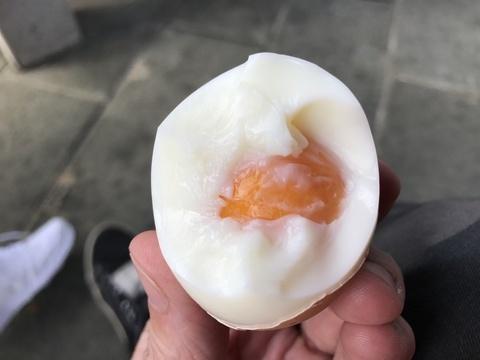 雲仙地獄温泉卵