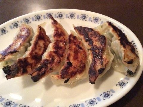 太田あんずよく焼き餃子