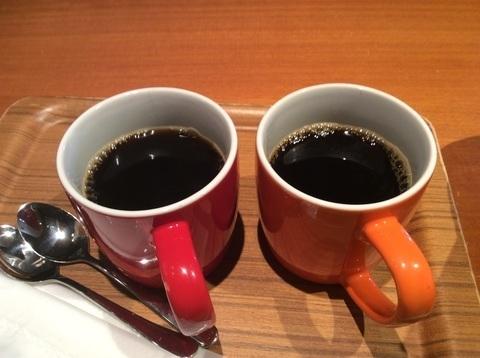 アンティークHOTコーヒー